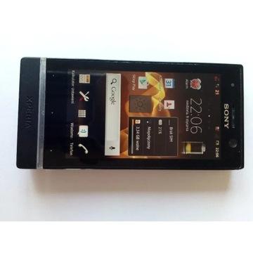 Sony Xperia U ST25i  uszkodzony