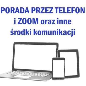 Tele/Zoom-Porada INFORMATYCZNA pod Twoje potrzeby!