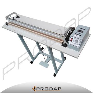 Maszyna do pakowania 80cm nożna z odcinaniem folii
