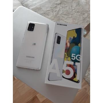 Samsung Galaxy A51 5G biały