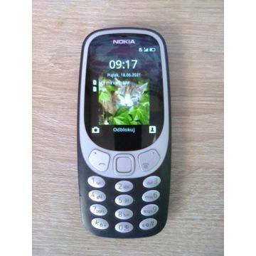 Nokia 3310 - 3 G model z 2017 r