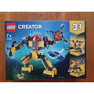 Lego Creator Podwodny Robot 31090 NOWY