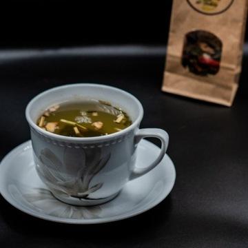 """Herbata zielona (60 g) - """"Jeziorna bryza"""""""