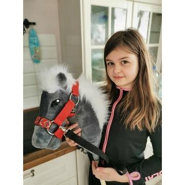Koń Hobby Horse na kijku + zestaw - Arianna