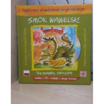 Smok wawelski Bajkowa Akademia angielskiego