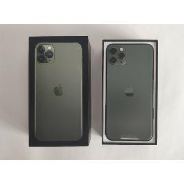 iPhone 11 Pro Max 256 GB. Nowy w opakowaniu