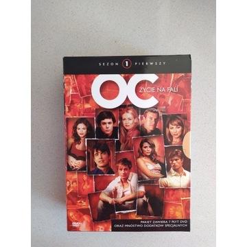 The OC Życie na fali Sezon 1 DVD