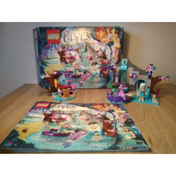 LEGO FRIENDS - Sekretne Spa Naidy 41072 + GRATIS