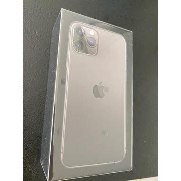 Apple iPhone 11 Pro 256gb Space Grey NOWY POLSKI
