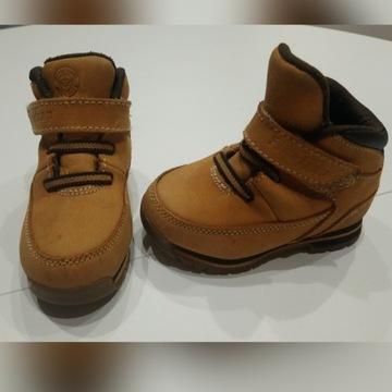 Buty chłopięce trekkingowe skóra Firetrap roz.21,5