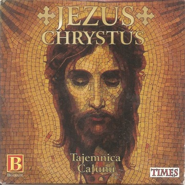 jezus chrystus - tajemnica całunu - film VCD