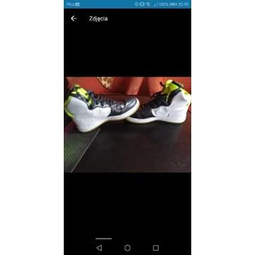 Nike force one 42 jak nowe