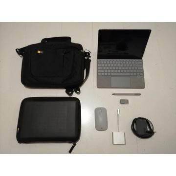Microsoft Surface Go 4415Y/4GB/64GB z akcesoriami