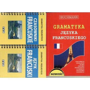 Gramatyka Języka Francuskiego Przejrzyście 3x