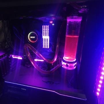 PC 2020 , i9900K BOX , RTX 2080Ti + Glacier RGB