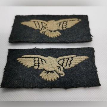 Orły lotnictwa RAF - para, II Wojna Światowa