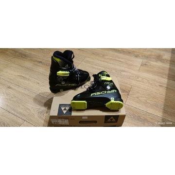 Buty narciarskie dziecięce Fischer RC4 20 JR TMS