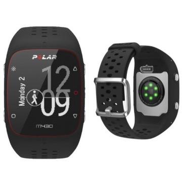 zegarek polar m430 czarny używany