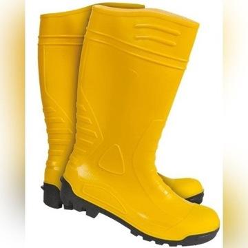 Gumowce ochronne żółte