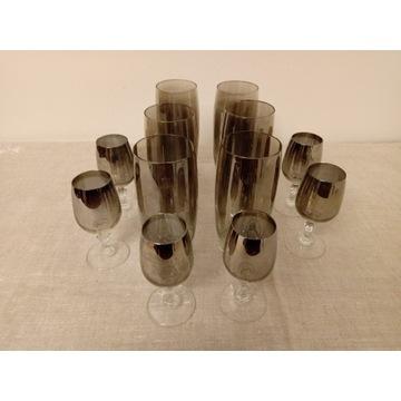 6x szklanki do piwa + 6x kieliszki do wina