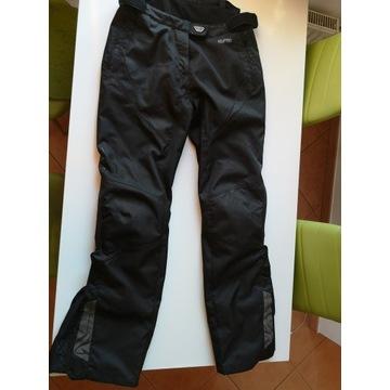 Spodnie motocyklowe damskie macna 38 M L