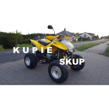 KUPIE quad quady Skup quadów