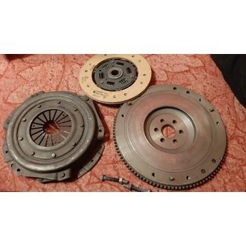 Fiat 125p / Polonez. Docisk, tarcza sprzęgła
