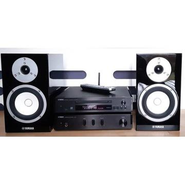 Wieża Yamaha MCR-N670D Super A-670+CD-NT670D