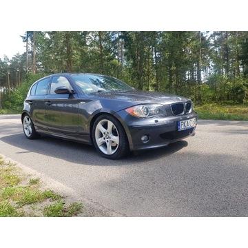 BMW Seria1 E87 2.0 Benzyna/GAZ/Automat 132 tys.km