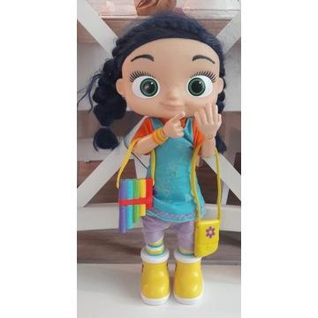 Wissper lalka, 34cm, mówi, stan bdb, - 60zł