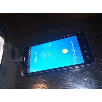 Smartfon Bjorn SP500 powypadkowy. Uruchamia się!