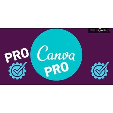 30 dni okresu subskrypcji Canva Pro!