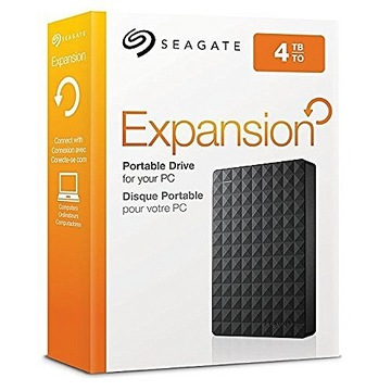 Dysk SEAGATE Expansion Portable 4TB