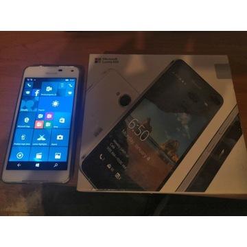 Nokia lumia 650 dual sim stan idealny!! Jak nowa