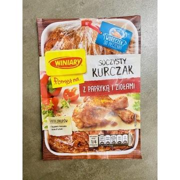 WINIARY pomysł na… soczysty kurczak