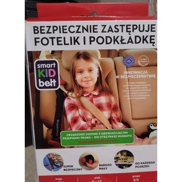 KID smart BELT bezpieczny fotelik