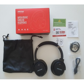 MPOW H19 słuchawki bluetooth BT HYBRID ANC BH329A