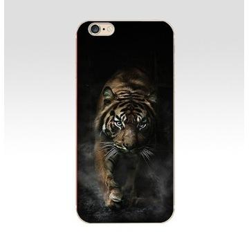 Obudowa etui do iPhone 6 Plus; 6S Plus tygrys #72