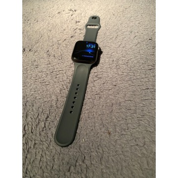 Apple Watch 6, 44mm, space gray, GPS+LTE