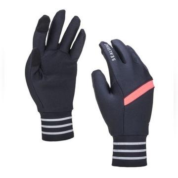 Odblaskowe rękawice Solo Stretch od Sealskinz M