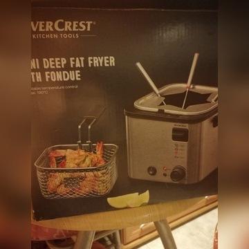 Frytkownica i fondue 2w1