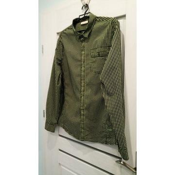 Okazja! Koszula 100% bawełna DKNY JEANS r. XL