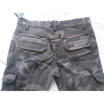 Moro-Panterki spodnie damskie rozmiar L
