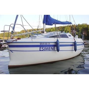Czarter jachtu TES 550 Ruciane-Nida Mazury Esimene