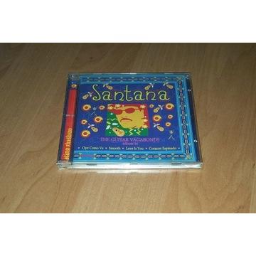 The Guitar Vagabonds Tribute To Santana UNIKAT cd