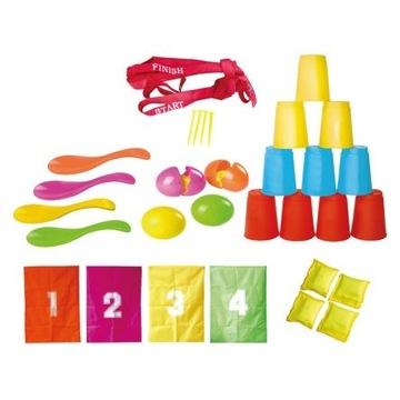 Knorr Toys Zestaw imprezowy Fun Zestaw Gier zabawy