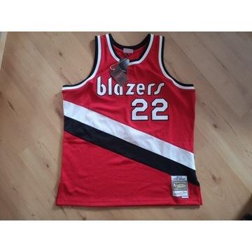 NBA Clyde Drexler jersey XXL Mitchell & Ness nowa