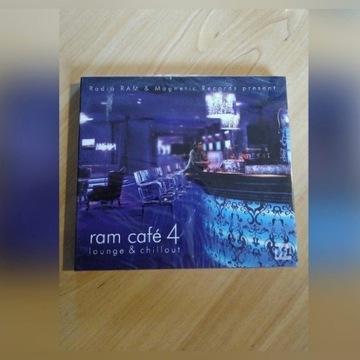RAM Cafe 4 (folia), unikat, pierwsze wydanie
