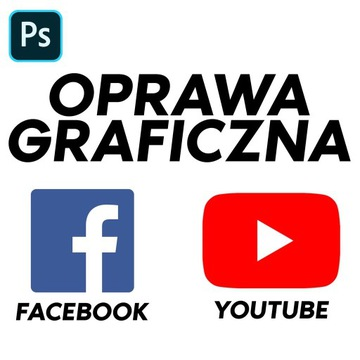 Profesjonalna grafika Youtube, Facebook banner