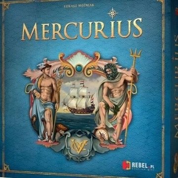 Gra MERCURIUS REBEL , FAKTURA VAT